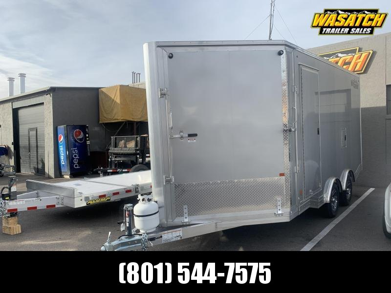 2020 High Country 20 ft Allsport Snowmobile Trailer