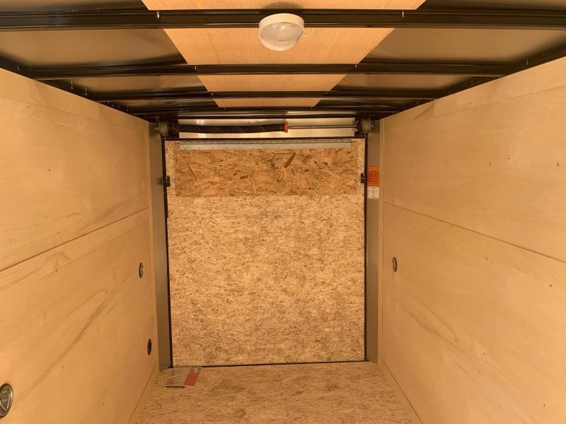 2020 Haulmark 6x12 Passport Enclosed Cargo Trailer