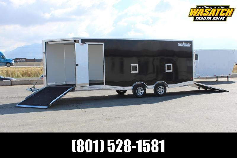 High Country 8.5x27 Peak Value Snowmobile Trailer