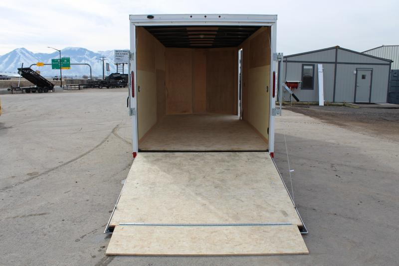 ***Haulmark 7x16 Passport Enclosed Cargo Trailer***
