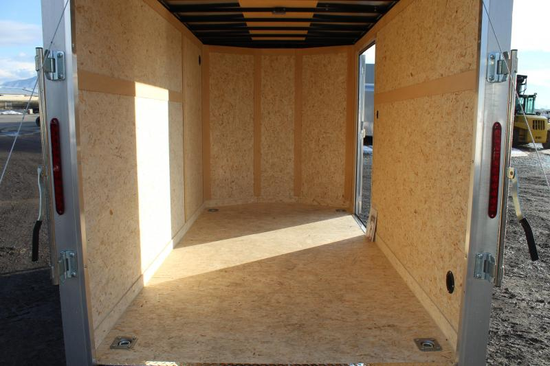 Haulmark 6x12 Transport Enclosed Cargo Trailer