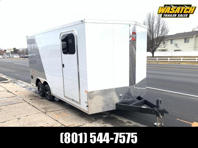 2020 Charmac Trailers 100x16 Stealth Enclosed Cargo Trailer