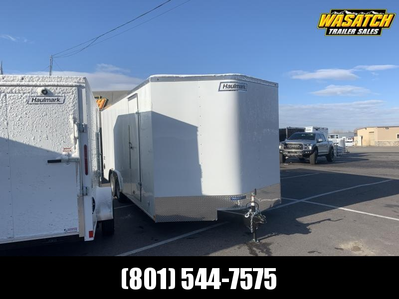 2020 Haulmark 20ft Passport Deluxe Enclosed Cargo Trailer