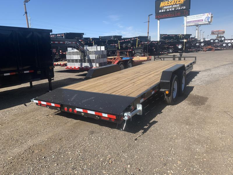 2020 PJ Trailers 6 in. Channel Equipment (CC) ATV Trailer