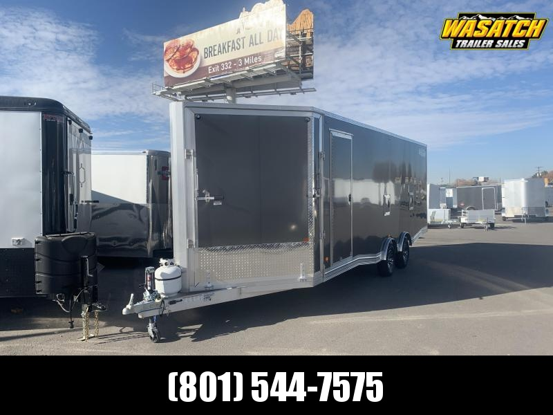 2020 High Country 24ft Peak Value All-Sport Snowmobile Trailer