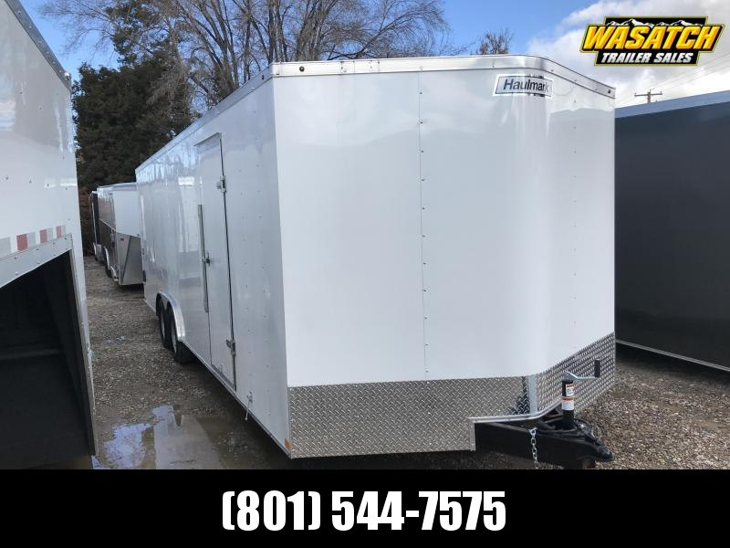 2020 Haulmark 24ft Passport Enclosed Cargo Trailer