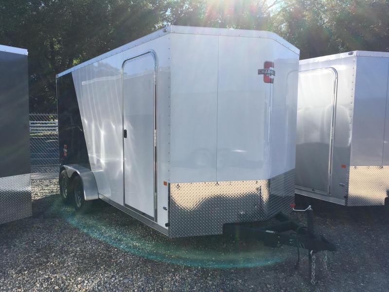 2020 Charmac Trailers 7x16 Stealth Enclosed Cargo Trailer