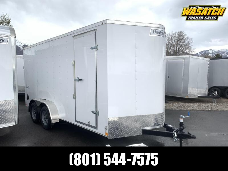 Haulmark 7x16 Passport Deluxe Enclosed Cargo w/ Ramp