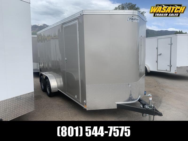 Haulmark 7 x 16 Transport Enclosed Cargo Trailer
