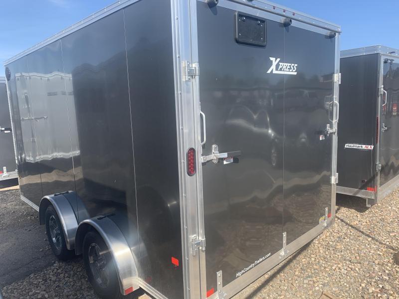 2019 High Country 7.5x14 Xpress Enclosed Cargo Trailer