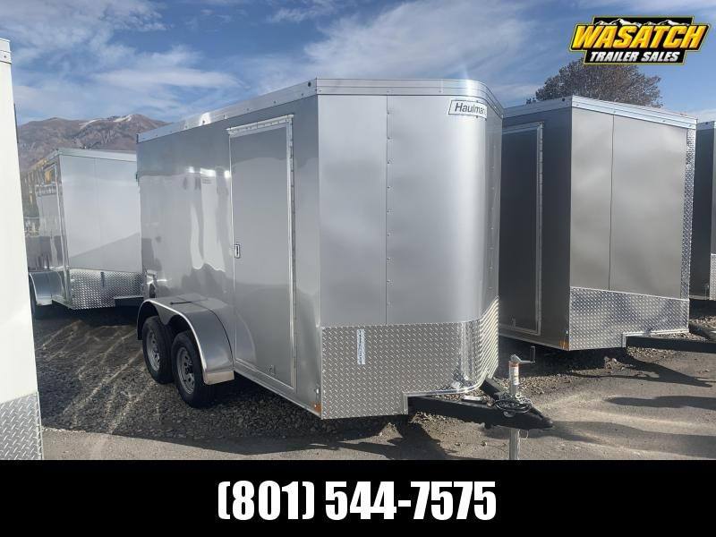 2020 Haulmark 6x12 Transport w/ Ramp Enclosed Cargo Trailer