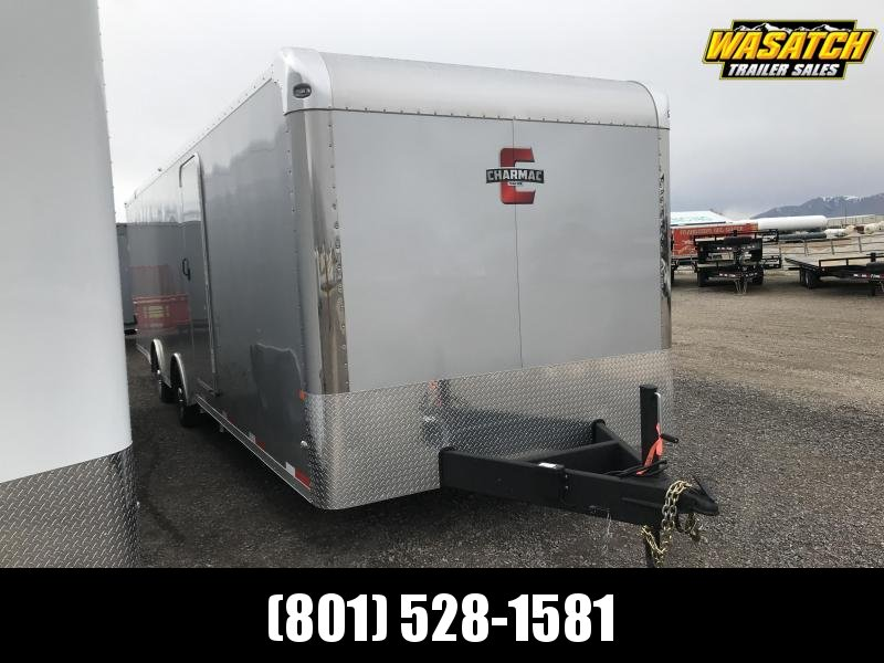 Charmac 100x30 Silver Legend Steel Car Hauler