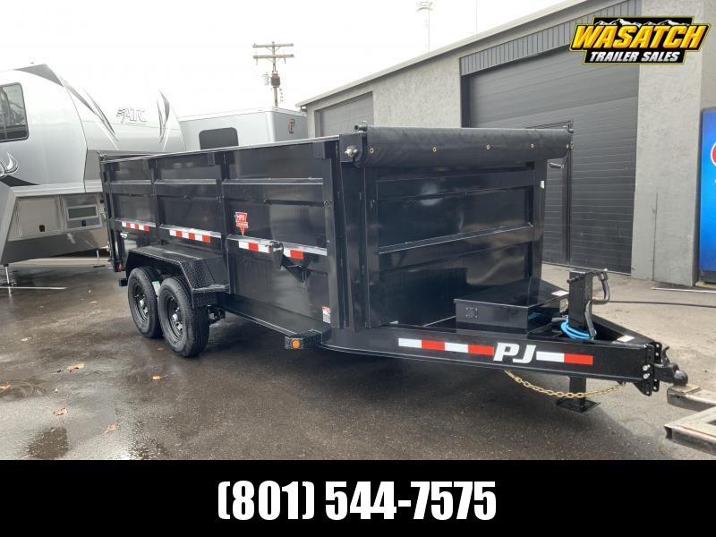 PJ 7x16 Low Pro High -Side (DM) Dump