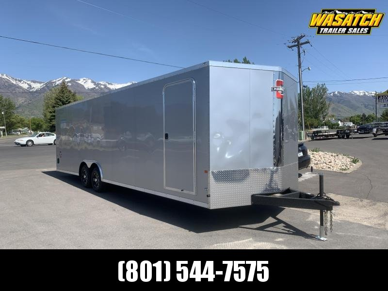 Charmac 28' Stealth Enclosed Cargo w/ UTV Package
