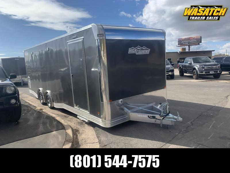 2020 High Country 26ft Pinnacle Series Car / Racing Trailer