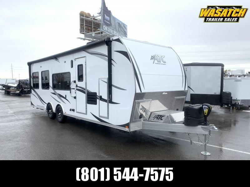 2020 ATC 28 ft / no bedroom Toy Hauler RV