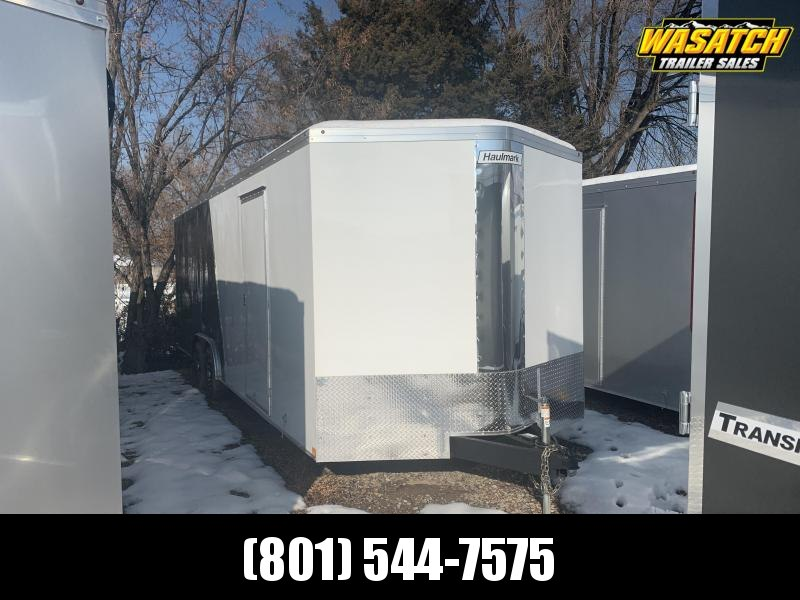 2020 Haulmark 24ft Transport Enclosed Cargo Trailer