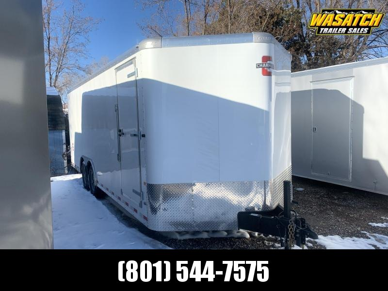 2020 Charmac Trailers 100x22 Commercial Duty Enclosed Cargo Trailer