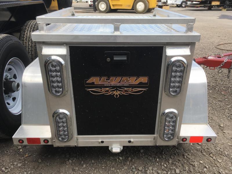 Aluma MCT Towable Motorcycle Trailer