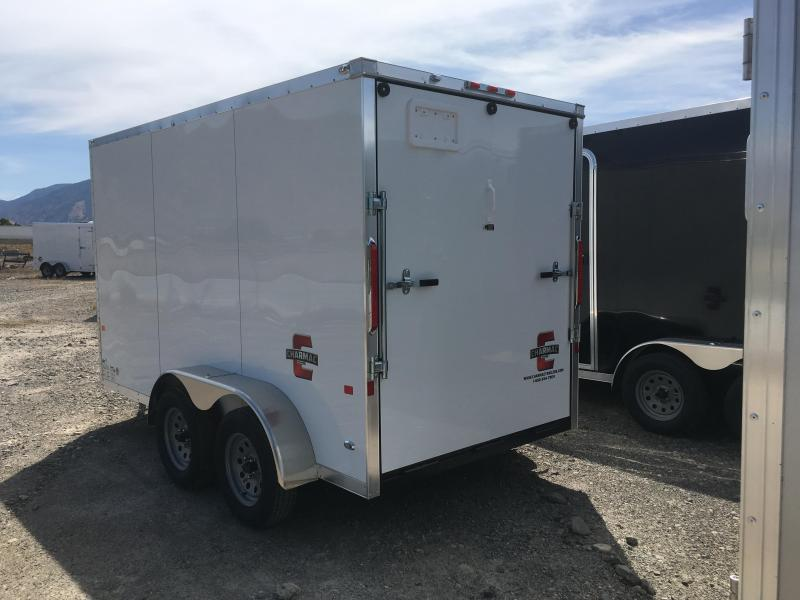 Charmac 6x12 Stealth Enclosed Steel Cargo