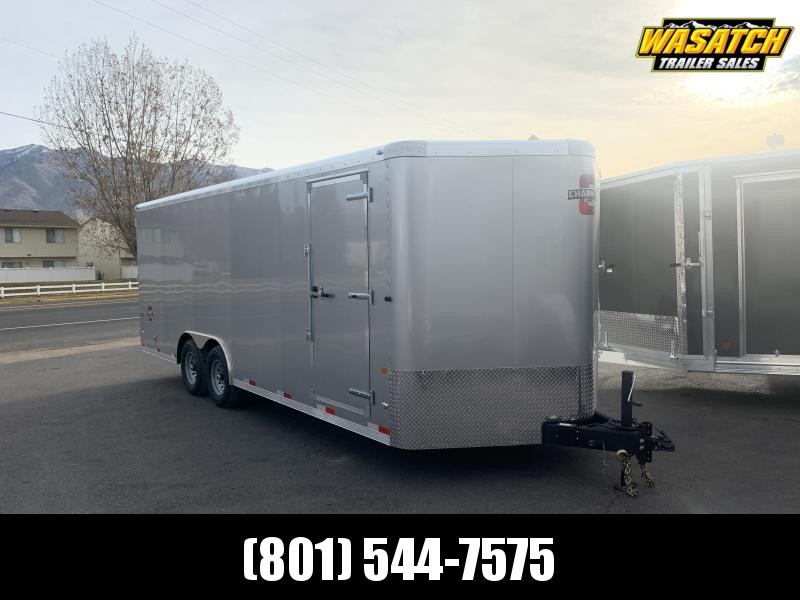 2020 Charmac Trailers 22ft Commercial Duty Enclosed Cargo Trailer