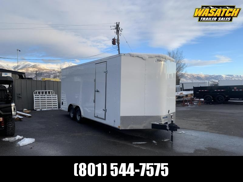 2020 Haulmark 20 ft Passport Deluxe Enclosed Cargo Trailer