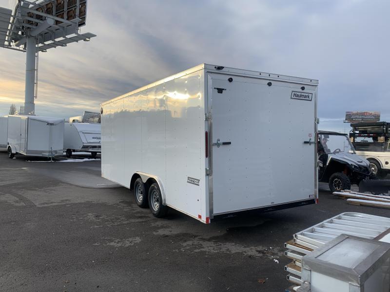 2020 Haulmark 20 ft Passport Deluxe Enclosed Cargo Trailer