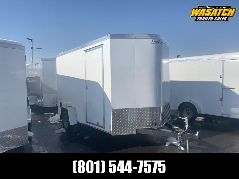 2020 Haulmark Single Axle 7x12 Transport Enclosed Cargo Trailer
