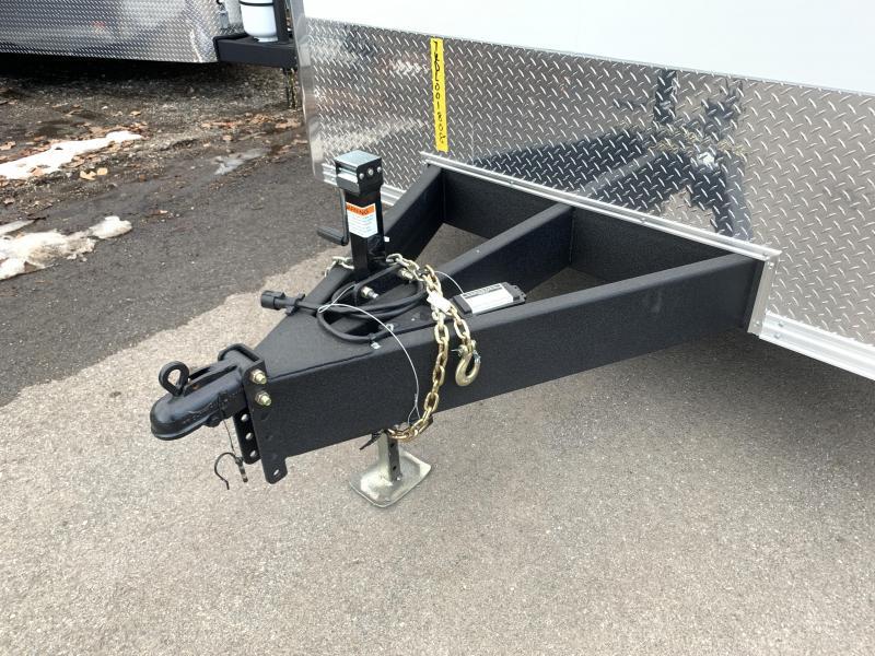2020 Haulmark 8.5x28 Grizzly HD Enclosed Cargo Trailer