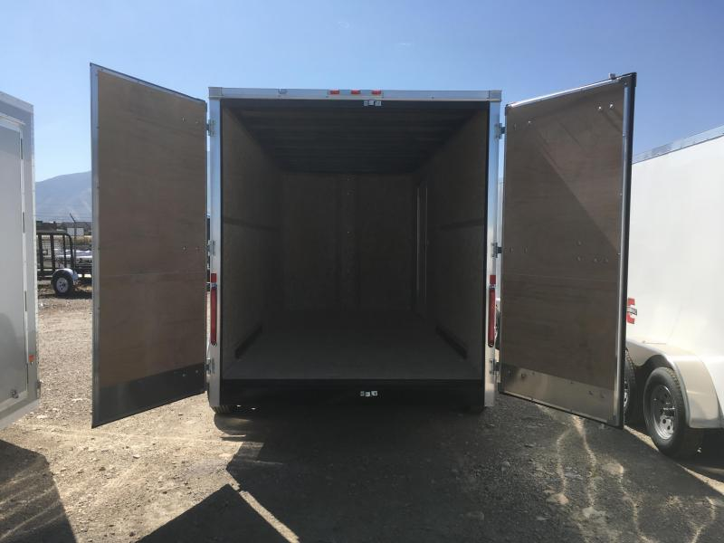 Charmac 7x16 Stealth Enclosed Steel Cargo