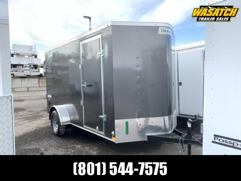 2020 Haulmark 6x12 PAssport w/ Deluxe Package Enclosed Cargo Trailer