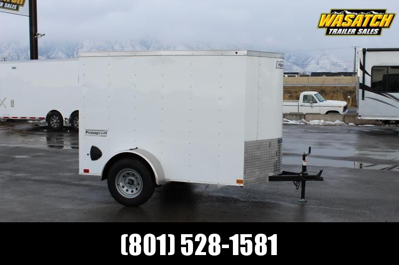 Haulmark 5x8 Passport Enclosed Cargo Trailer