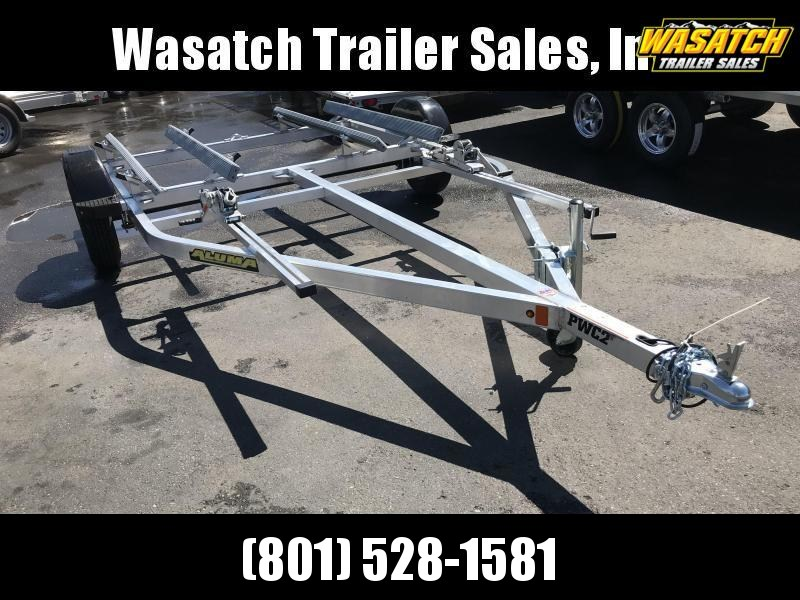 Aluma PWC2 2-Place Watercraft Trailer