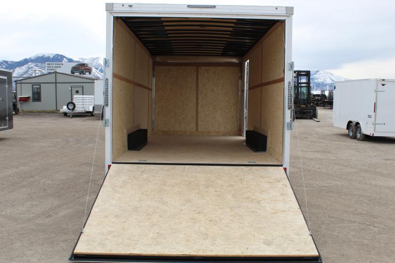 Haulmark 8.5x20 Grizzly HD Enclosed Cargo Trailer