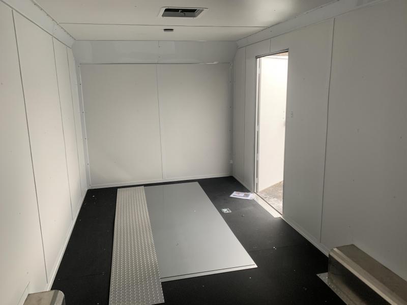 2020 Haulmark 24 ft Aluminum Edge ALX Car / Racing Trailer