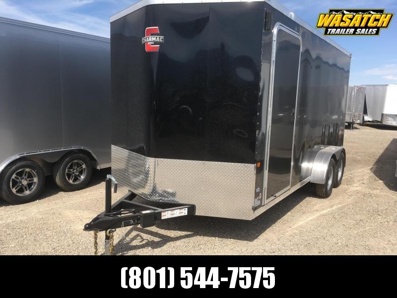 2019 Charmac Trailers 7x16 Stealth w/ Ramp Enclosed Cargo Trailer