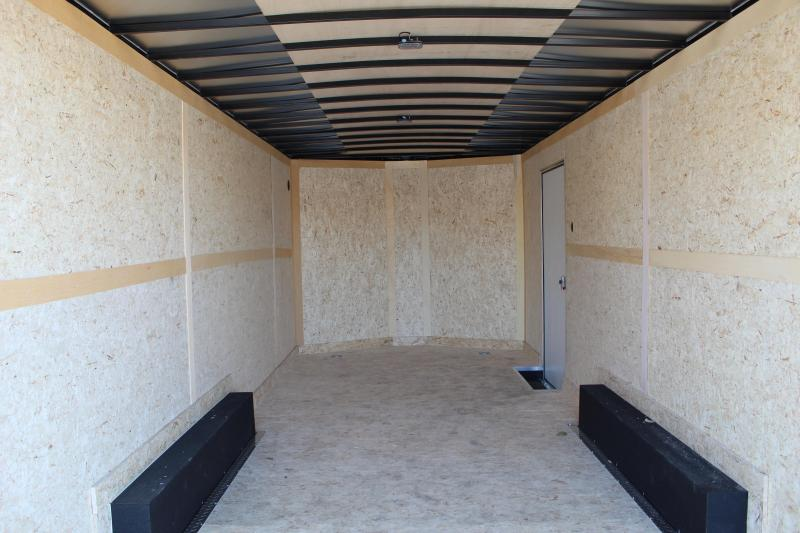 Haulmark 8.5x20 Transport w/ UTV Package Cargo Trailer