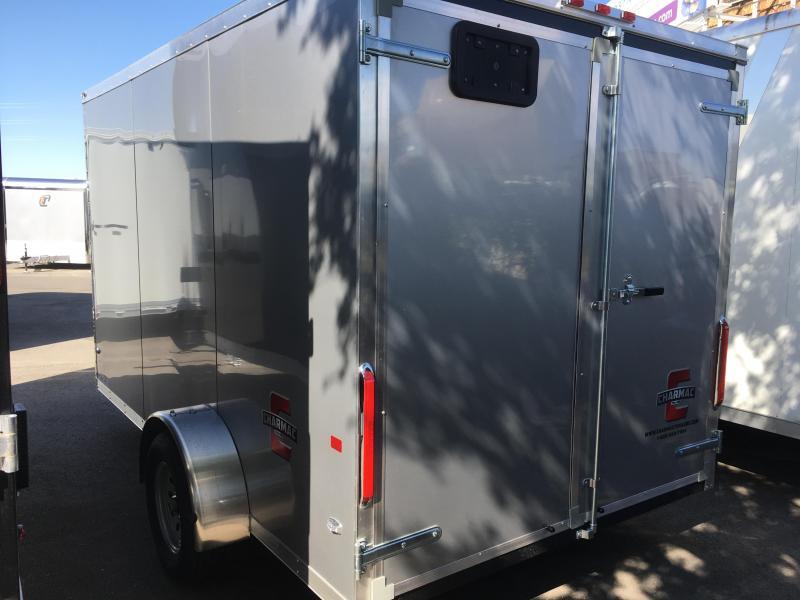 2020 Charmac Trailers 7x12 Stealth Cargo Trailer