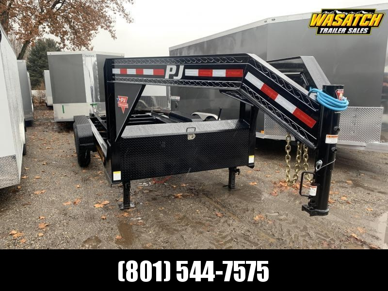 2020 PJ Trailers 14 ft - Rollster Roll Off Dump (DR) Dump Trailer