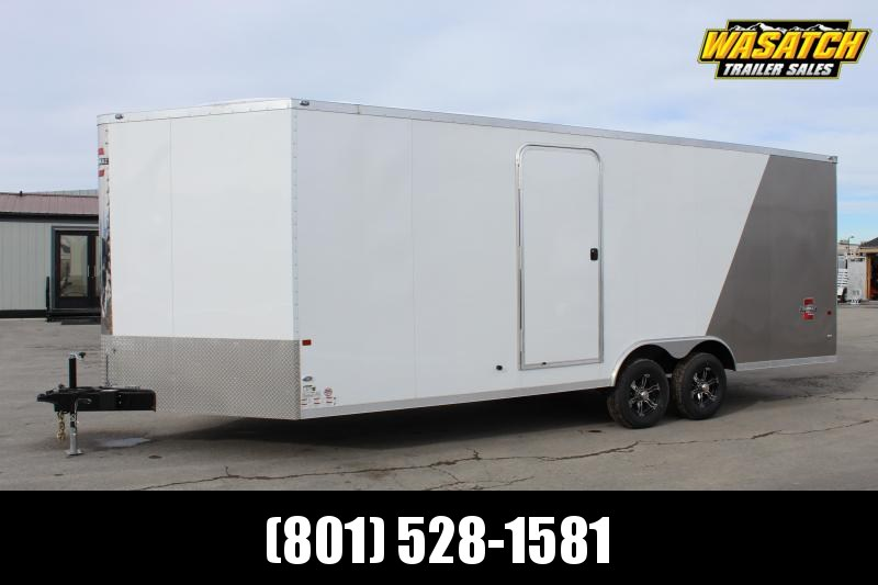 Charmac 8.5x26 Stealth Cargo Enclosed Cargo Trailer
