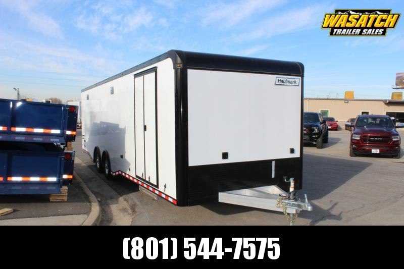 Haulmark 30ft Aluminum Car / Racing Trailer