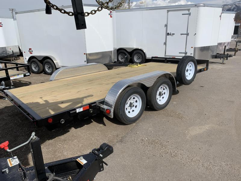PJ 18ft - 4 in. Channel Carhauler (C4)