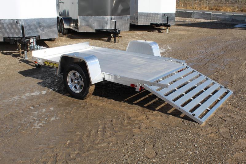 "Aluma 63""x8'  Aluminum Utility Trailer"