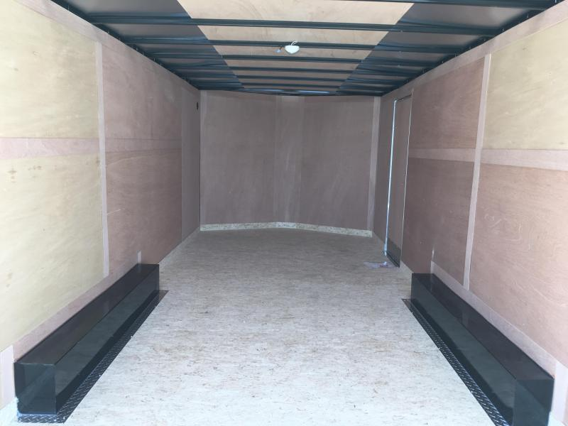 2020 Haulmark 8x20 Passport Enclosed Cargo Trailer