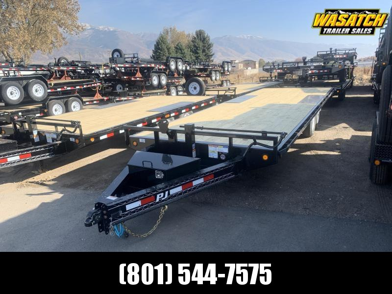 2020 PJ Trailers 24ft - 8 in. I-Beam Deckover (F8) Flatbed Trailer