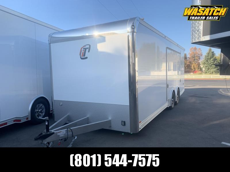 2020 inTech Trailers 24ft iCon Package Car / Racing Trailer