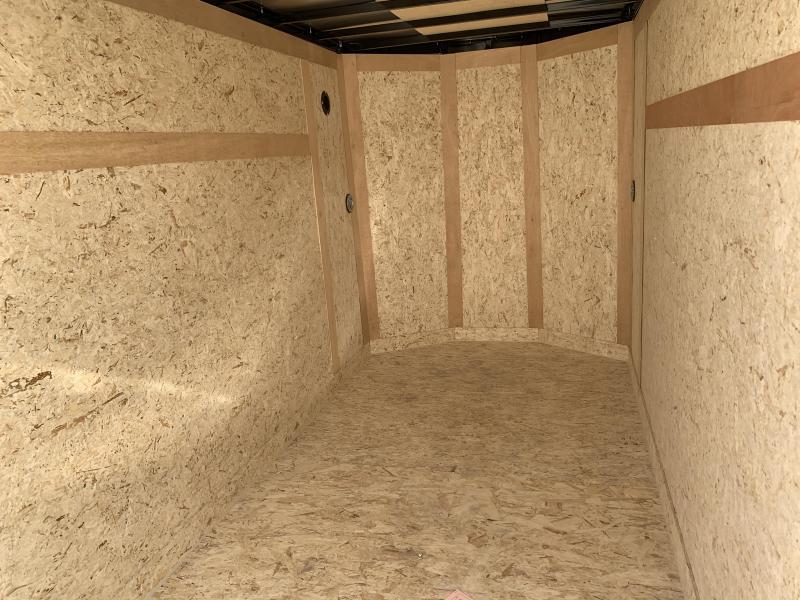 2020 Haulmark 5x10 Transport w/ Ramp Enclosed Cargo Trailer