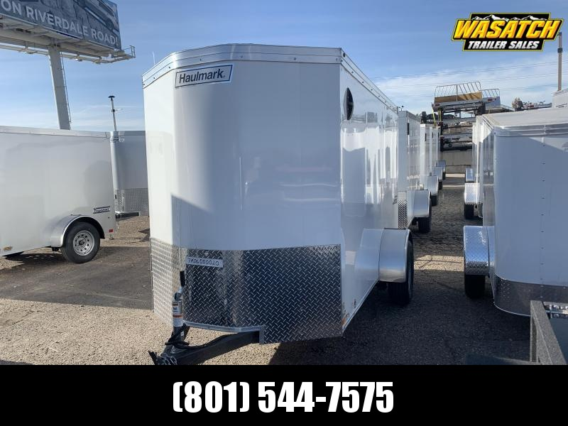 2020 Haulmark 5x10 Transport w/ Ramp Enclosed Cargo Trailer