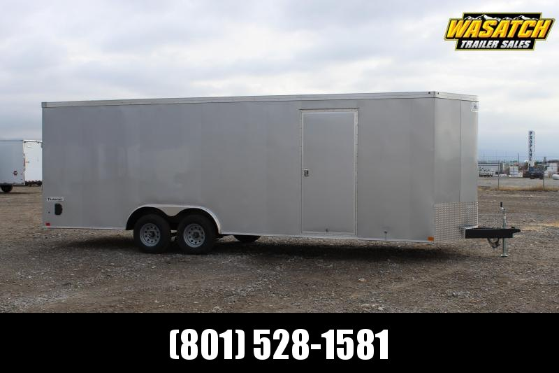 Haulmark 8.5x24 Transport Enclosed Steel Cargo