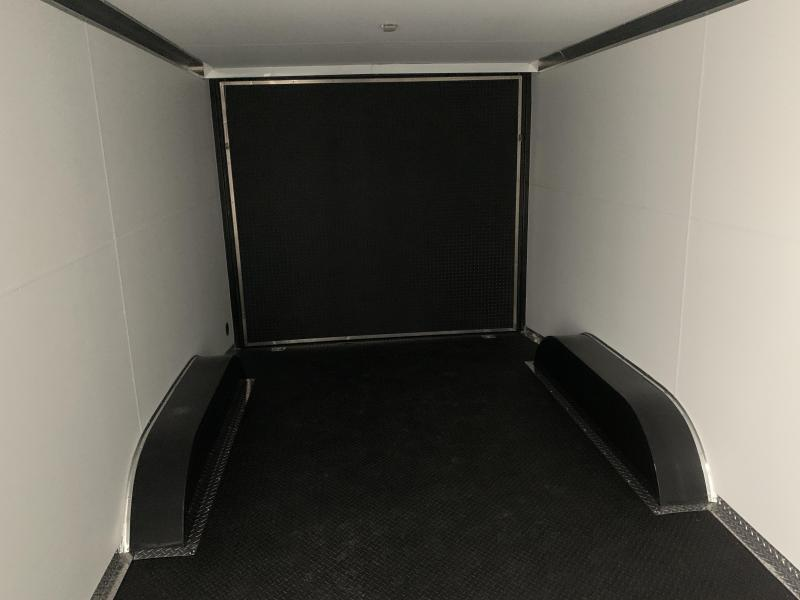 2020 Charmac Trailers 100x18 Stealth w/ UTV Package Enclosed Cargo Trailer